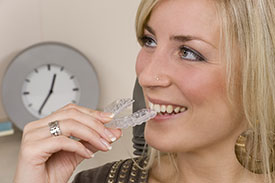 Invisalign in Orlando | clear braces, non metal braces, invisible braces, removable braces